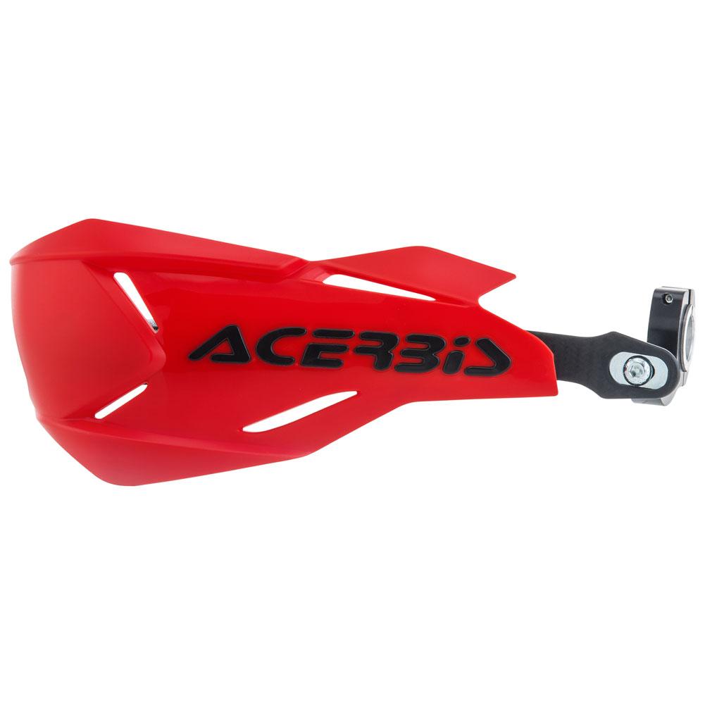 Acerbis X-Factory Handguards Red/Black